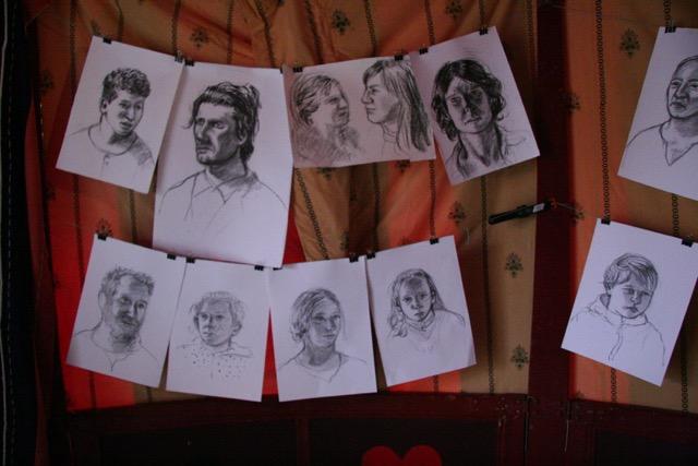 KT Live Portrait Atelier